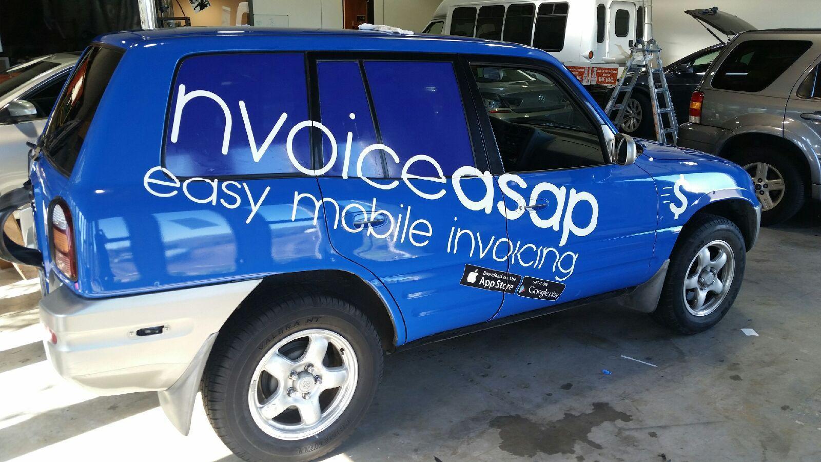 Nvoice Suv Wrap 02 Custom Vehicle Wraps